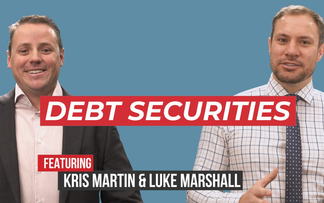 Debt Securities – MT WEALTH Financial and Estate Planning